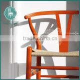 wooden Wishbone Y Chair dining chair