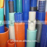 3 inch flexible pvc water suction discharge hose