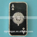A22 1 Gram 999 Fine Silver Ace of Spades Bar