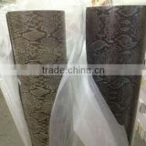 Fashion Removable Car Protective Viny Film Snake Skin For Car