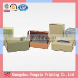 Custom Recycle Paper Cheap Kraft Wholesale Soap Packaging Box                                                                         Quality Choice