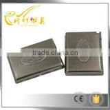 GT-HN99901 Long-term supply wholesale metal automatic 20 of which sell like hot cakes Caesar silver cigarette case