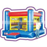 Cheer Amusement kids Interactive Product horse Inflatable Bouncer