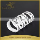 New Arrival Custom Music Festival World Cup Silicone Bracelet