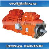Hydralic Pump used in Excavator hydraulic pump wheel loader