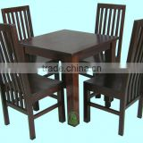 wooden dining set,home furniture,dining room furniture,dining table,dining chair,sheesham wood furniture,indian wooden furniture