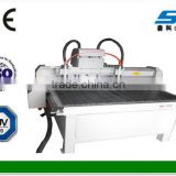 cnc wood door cutting machine/ cnc router wood legs carving machine/cnc robotic Engraver Machine