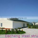 Steel structure fabricated warehouse / steel structure building / steel structure plants