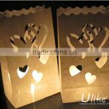 lantern candle bag fireproof candle bag paper floor standing paper lantern 2014 halloween decorations