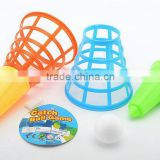 Hot Sale Plastic Click Throw & Catch Ball Toy,Click Catch Ball Game,Promotion Catch Ball Sport Toy