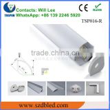 High quality china aluminum profile led strips light/aluminum profile extrusion / aluminum corner profile