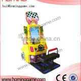 Baby Racing Car game II kiddie rides / arcade video kids racing seats for indoor playground in Europe market