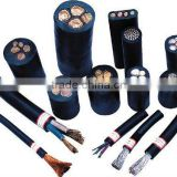 Electric wire Copper XLPE Insulated PE Sheathed Power Special Cable 26 / 35KV for underground railway cable
