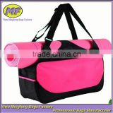 Wholesale Custom High Quality Multifunction Waterproof 600D Oxford Yoga Mat Bag and Yoga Bag