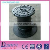 Ductile iron GGG50 high quality water meter cast iron surface box                                                                         Quality Choice
