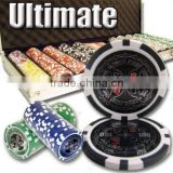 500pc Ultimate professional Texas customized poker chip set
