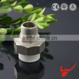 High Quality Customize Male Thread Adaptor fittings for Cold/Hot Water Supply Pipe System