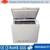 hotel & home Noiseless Gas/Kerosene/Electric Absorption Chest deep Freezer