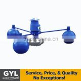Hot Sale Impeller Aerator with plastic impeller for farming