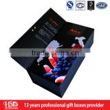 Hot selling factory price custom box / wine gift box / wine packaging box for red wine packing