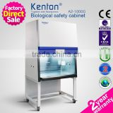 Laboratory LCD Controller Vertical Laminar Flow Bio Safety Cabinet Class II