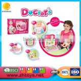 New toys Color Dopple with music and light kids toy doctor kit Medical play set for gril