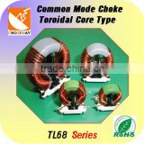 Common Mode Choke/ Toroidal type/ Line Filter