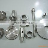 small hardware parts fabrication services,spacer,washer,shaft,flange cnc precision machining