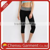 wholesale blank jogger pants mma shorts custom bf image photo yoga pants golf leggings for women