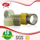 Transparent Acrylic Tape OPP tape without BUBBLE