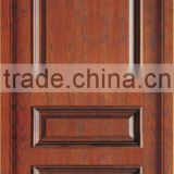 Factory price Custom granite door frame design Wood Main Door