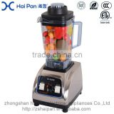 Commercial electric blender smoothies maker electric professional blenders