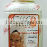 top beauty cream white express lotion shower bath professional cosmetics factory OEM in china