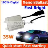 Wholesale blocks ignition car accessories tuning parts Fast bright, fast starting Slim Ballast 12V 35W, quick start