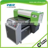 A1 size multicolor t shirt printing machine , printer for fabric on cotton or cotton blending