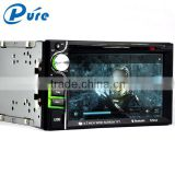 Car DVD Player With Reversing Camera And Bluetooth car Audio Support SD Card/MMC Card/U Disk and Other Memory Play