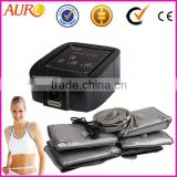 Au-7005 Guangzhou Infrared air pressure body shaping machine with heated body wrap suit for Weight loss