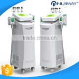 low price 2 cryo handle work together cryolipolysis fat freezing machine for weight loss