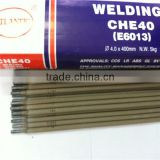 Atlantic E6013 welding electrodes 300-450mmlength electrodes brass welding rod