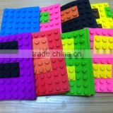 various size Block Building Silicone book cover