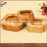 Craved Pine Tree root Ashtray