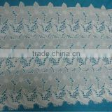 embroidery lace dress fabric