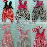 2015 New Baby Girls Rompers New Chevron Satin Romper Zig Zag Knicker Bockers Chatter Marks Baby Bubble Knickers Baby Knickers