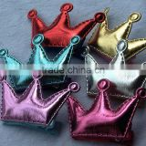 Hot Sale Princess Girls Hair Accessories Fashion Crown Kids Hair Pins For Party Children Wear HA40827-60