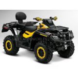 2014 Outlander 650 X mr EFI 4x4 Utility ATV