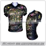 Dri Fit Cheap Blank American Football Training Jerseys American Football Jerseys