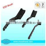 Hard Bristle Conductive Industry Brushes Anti-static Electrostatic Cleaning ESD Brush
