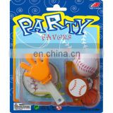Baseball set toy,noisemaker,hand clappers,keyring