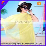 2016 Spring Fashion chiffon scarf long lady pashmina scarf