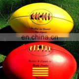Leather Aussie Rules Ball